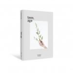 [Pre] Seventeen : 2nd Album - TEEN, AGE (WHITE Ver.) +Poster