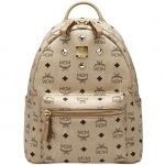 [Pre] MCM 2012 AW Small Stark Backpack Visetos (BE)