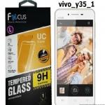 Focus โฟกัส ฟิล์มกระจกนิรภัยกันกระแทก VIVO Y35 ฟิล์มกันรอยมือถือวีโว