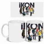 แก้วน้ำ iKON