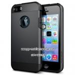 iPhone4S/4 Case Tough Armor (Smooth Black)