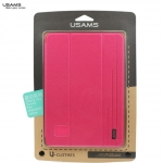 USAMS Starry Sky Series  Leather Case for iPad Mini/ Mini 2 Retina สีชมพู