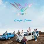 [Pre] IN2IT : Debut Album - Carpe Diem (B Ver.) +Poster