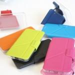เคส IPhone 6/6S เคสแบบฝาพับ สีเขียวมินท์ ด้านในเคสเป็นซิลิโคน
