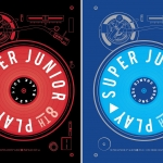 [Pre] Super Junior : 8th Album - PLAY (Random Ver.) +Poster