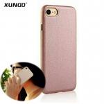 เคส IPhone 7 เคสไอโฟน7 สไตล์เรียบหรู สีชมพู รุ่น XUNDD