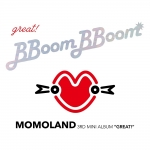 [Pre] MOMOLAND : 3rd Mini Album - GREAT! +Poster