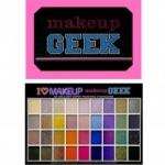 MAKE UP REVOUTION I ♡ Makeup Slogan Palette Makeup Geek 36 สีสุดเเซ่บมากๆ เริ่ดเวอร์