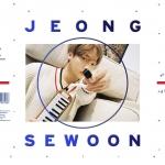 [Pre] Jung Se Woon : 1st Mini Album Part.2 - AFTER (GLOW Ver.) +Poster