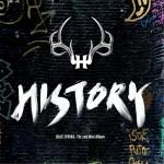 [Pre] History : 2nd Mini Album - Blue Spring