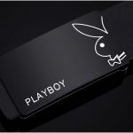 เข็มขัดหนังผู้ชาย Playboy เข็มขัดหนังสไตล์เกาหลี