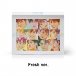 [Pre] THE BOYZ : 1st Mini Album - The First (Fresh Ver.) +Poster