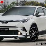ชุดแต่ง CHR รุ่น Concept M 5ชิ้น