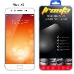 Tronta ฟิล์มกระจกนิรภัยกันกระแทก Vivo X9 ฟิล์มกันรอยมือถือวีโว