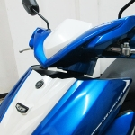 สด-ผ่อน ขาย Yamaha GT 125I ปี 2017 ไมล์ 3734 กม
