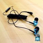 Remax หูฟังแบบ Small Talk RM-575 สีฟ้า
