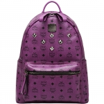 [Pre] MCM 2012 AW Medium Stark Backpack Visetos (PU)