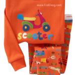 ชุดนอนเด็ก Baby Gap ลาย Scooter ไซส์ 1 ปี