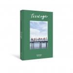 [Pre] Seventeen : 2nd Album - TEEN, AGE (GREEN Ver.) +Poster