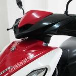 สด-ผ่อน ขาย Yamaha Mio 125I ตัวล่าสุด ไมล์แท้ 4344 กม