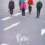 [Pre] B1A4 : 7th Mini Album - Rollin' (Gray Ver.) +Poster