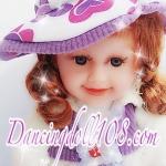 เด็กผู้หญิง violet