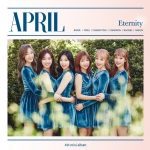 [Pre] APIRL : 4th Mini Album - Eternity +Poster