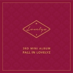 [Pre] Lovelyz : 3rd Mini Album - Fall in Lovelyz +Poster