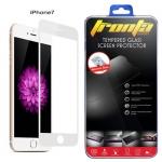 Tronta ฟิล์มกระจก IPhone 7 สีขาว ไอโฟน 7