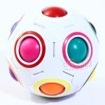 ลูกบอลเสริมทักษะ ฝึกสมาธิ Rainbowball cube Toy