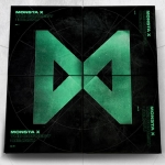 [Pre] Monsta X : Album - The Connect : Dejavu (I+II+III+IV Ver. SET) +Poster