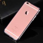 HOCO เคส IPhone 6/6S เคสโทรศัพท์มือถือ แบบ TPU ขอบTarnish (Black)