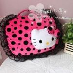 Hello Kitty pillow blanket ( หมอนผ้าห่มคิตตี้ )