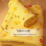 Yellow Chicken ผ้าห่มกุ๊กไก่สีเหลืองขนนุ่ม
