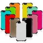 เคส Iphone 6/6S เคสฝาหลัง สีทูโทน