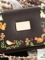 ENSSO กระเป๋าสไตล์วินเทจ ลวดลายน่ารัก สวยงาม มาพร้อมดีไซด์ทันสมัยที่ไม่ซ้ำใครค่ะ