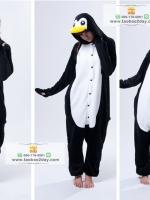 ชุดแฟนซี / ชุดคอสเพลย์ลายการ์ตูนสัตว์เพนกวิน (รวมรองเท้า 1,200บาท)