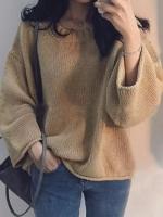 เสื้อผ้าแฟชั่นฤดูหนาว เสื้อกันหนาวคาร์ดิแกน สวมใส่สบาย มี 4 สีคือ เทา ชมพู บานเย็นและน้ำตาลอ่อน