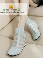 รองเท้าแฟชั่นหญิง รองเท้าผ้าใบ/รองเท้าลำลอง