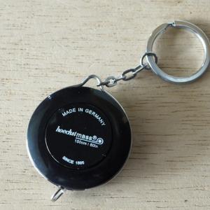 สายวัดตลับ สีดำ 150 cm/60 inch