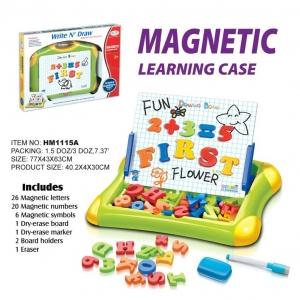 กระดานแม่เหล็ก First Classroom - Magnetic Learning Case (HM1115A)