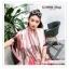 PR163 ผ้าพันคอแฟชั่น ผ้าชีฟอง พิมพ์ลายสวย ขนาด ยาว 180 กว้าง 90 cm. สำเนา thumbnail 7