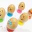 ของเล่นไม้ บล็อคไม้ไข่น่ารัก ฝึกสมดุลการทรงตัว thumbnail 7