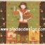 กระดาษสาพิมพ์ลาย สำหรับทำงาน เดคูพาจ Decoupage แนวภาำพ การ์ตูน นางฟ้าน้อย ช่างฝีมือสาวนักประดิษฐ์ประดอย นักเย็บปักถักร้อย (ปลาดาวดีไซน์) thumbnail 1