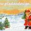 กระดาษสาพิมพ์ลาย สำหรับทำงาน เดคูพาจ Decoupage แนวภาพ หมี Teddy หมีแซนต้าครอส แบกของขวัญ บนทุ่งหิมะ ภาพโทนครีสส้ม thumbnail 1