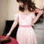 Party Dress in Pink thumbnail 3