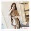 PR155 ผ้าพันคอแฟชั่น ผ้าไหมพรมหนา ขนาด ยาว 200 กว้าง 60 cm. thumbnail 3
