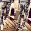 กางเกงขายาวแฟชั่น ทรงJOGGER ลายพรางโทนเทา-กากี รุ่น LP0014 thumbnail 4