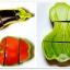 จิ๊กซอว์ไม้ชุดหั่นผักและปลา ของเล่นเสริมพัฒนาการบทบาทสมมติ thumbnail 3