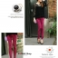 LG009 กางเกงเลคกิ้งขายาว สวยหรู มี 6 สีคะ thumbnail 19